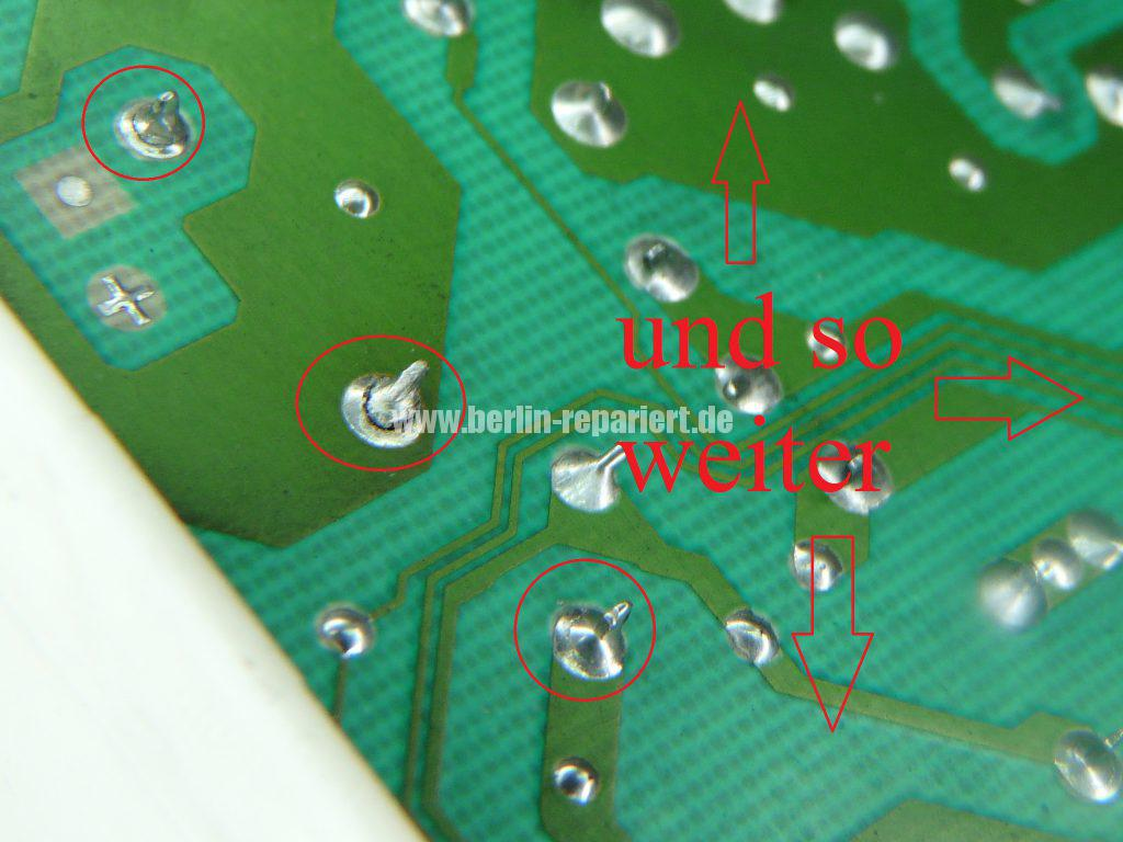 Siemens Siwamat XLM 1063, wäscht nicht, wird nicht warm (6)