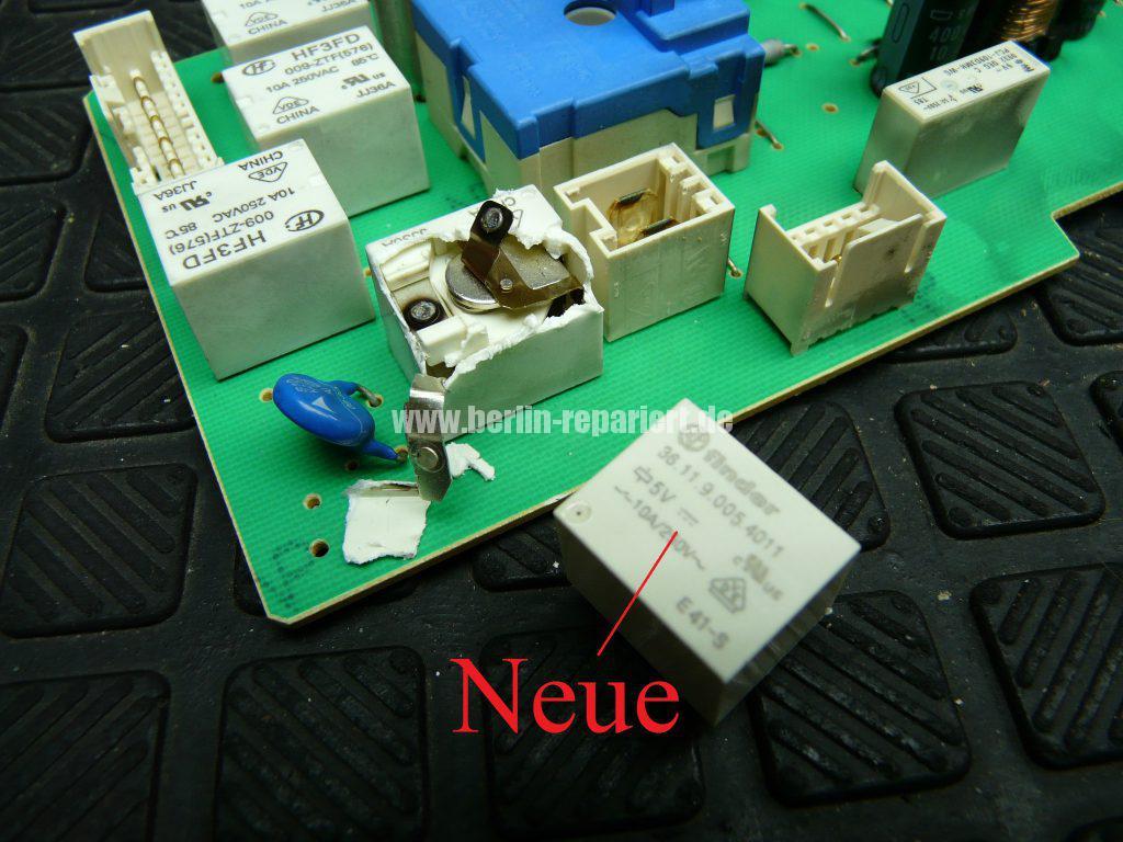 Siemens WM14E3R3, Startet nicht (8)