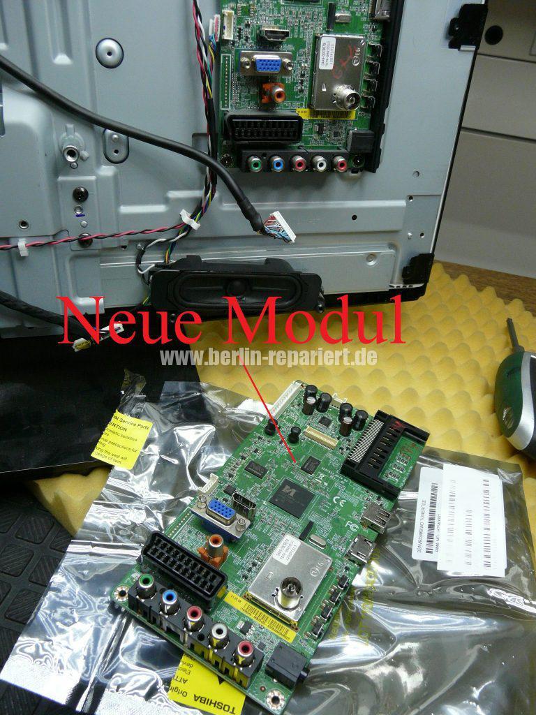 Toshiba 32HL933G, nur Stby schaltet nicht ein (1)