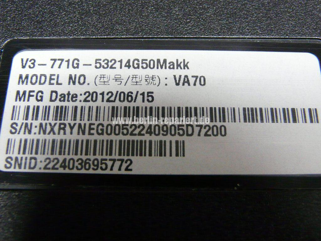 ACER V3-771G, keine Funktion (16)