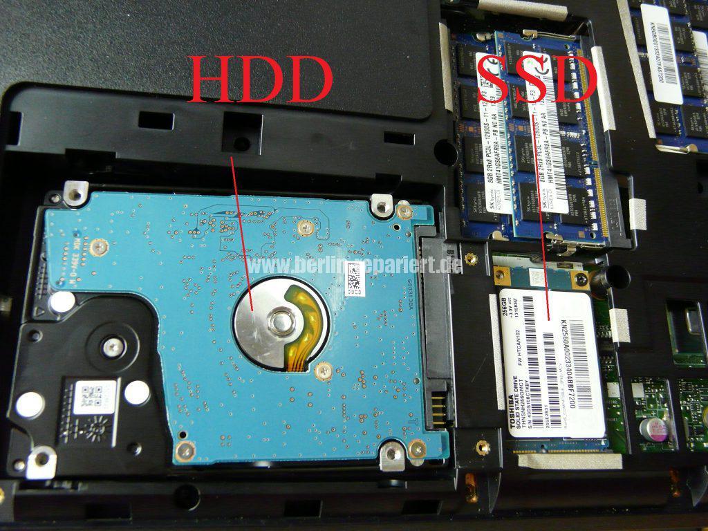 Acer V3-774G, bleibt in den Startbild hängen