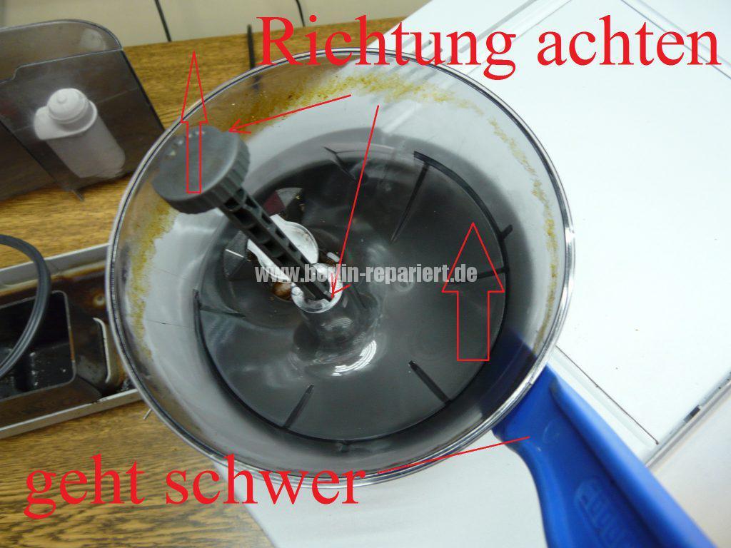 Bosch CTES32, verliert Wasser, Schalter setzt aus (3)