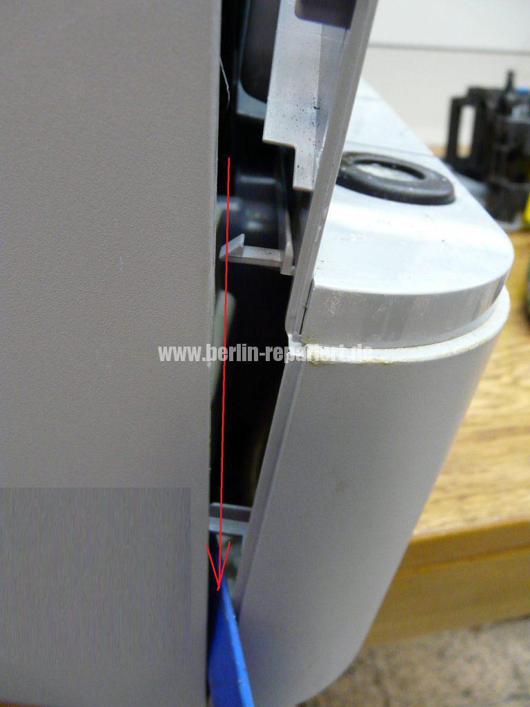 Bosch CTES32, verliert Wasser, Schalter setzt aus (5)