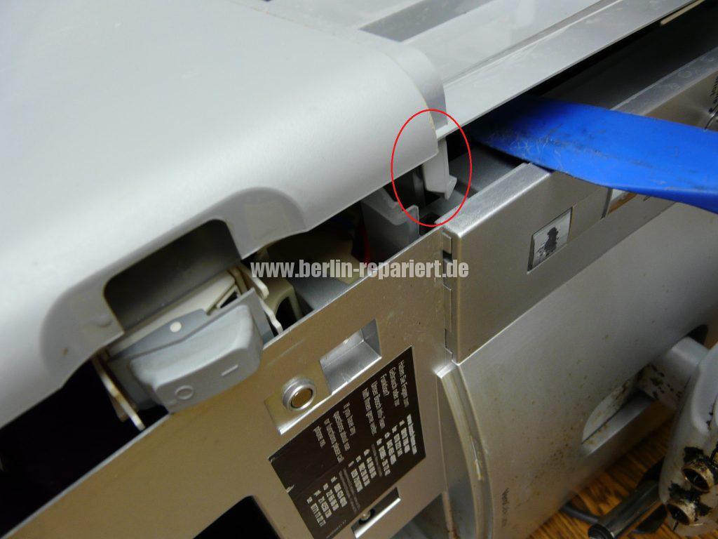 Bosch CTES32, verliert Wasser, Schalter setzt aus (7)