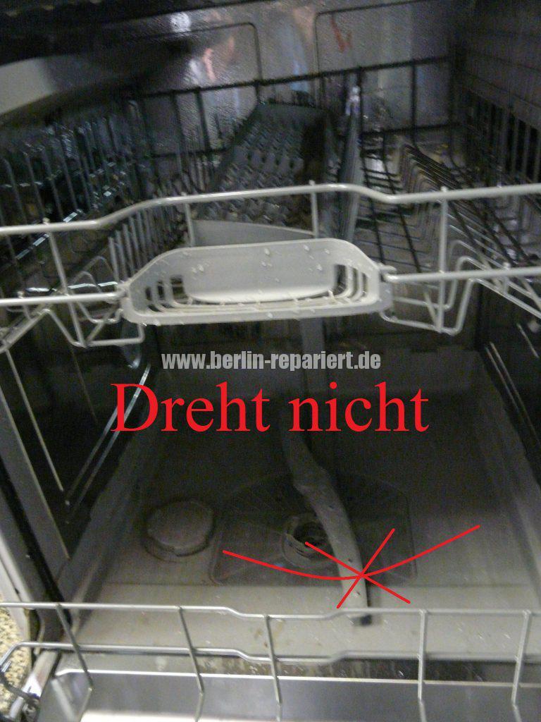 Bosch SMU40M55EU04, unten wäscht nicht, Sprüharm dreht nicht (2)