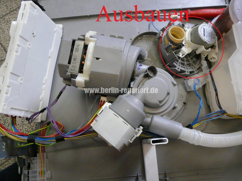 Bosch SMU40M55EU04, unten wäscht nicht, Sprüharm dreht nicht (4)