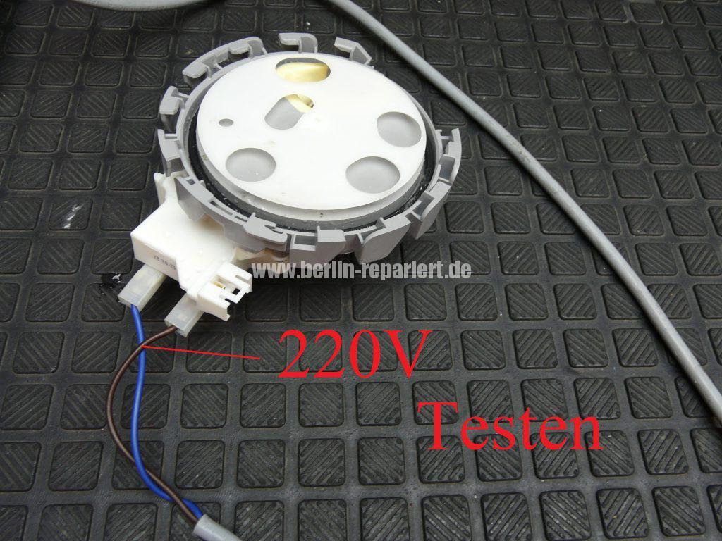 Bosch SMU40M55EU04, unten wäscht nicht, Sprüharm dreht nicht (8)