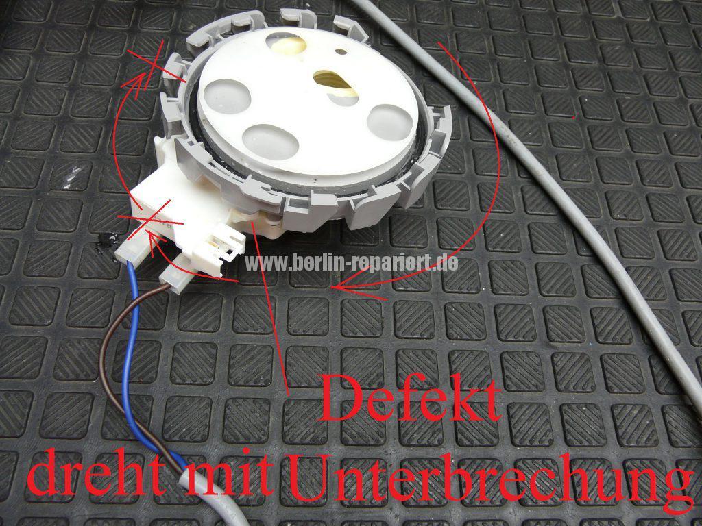 Bosch SMU40M55EU04, unten wäscht nicht, Sprüharm dreht nicht (9)