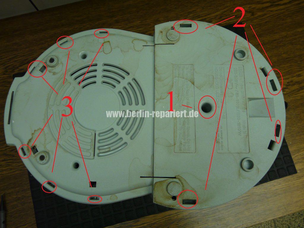 Braun KF178, heizt nicht (2)