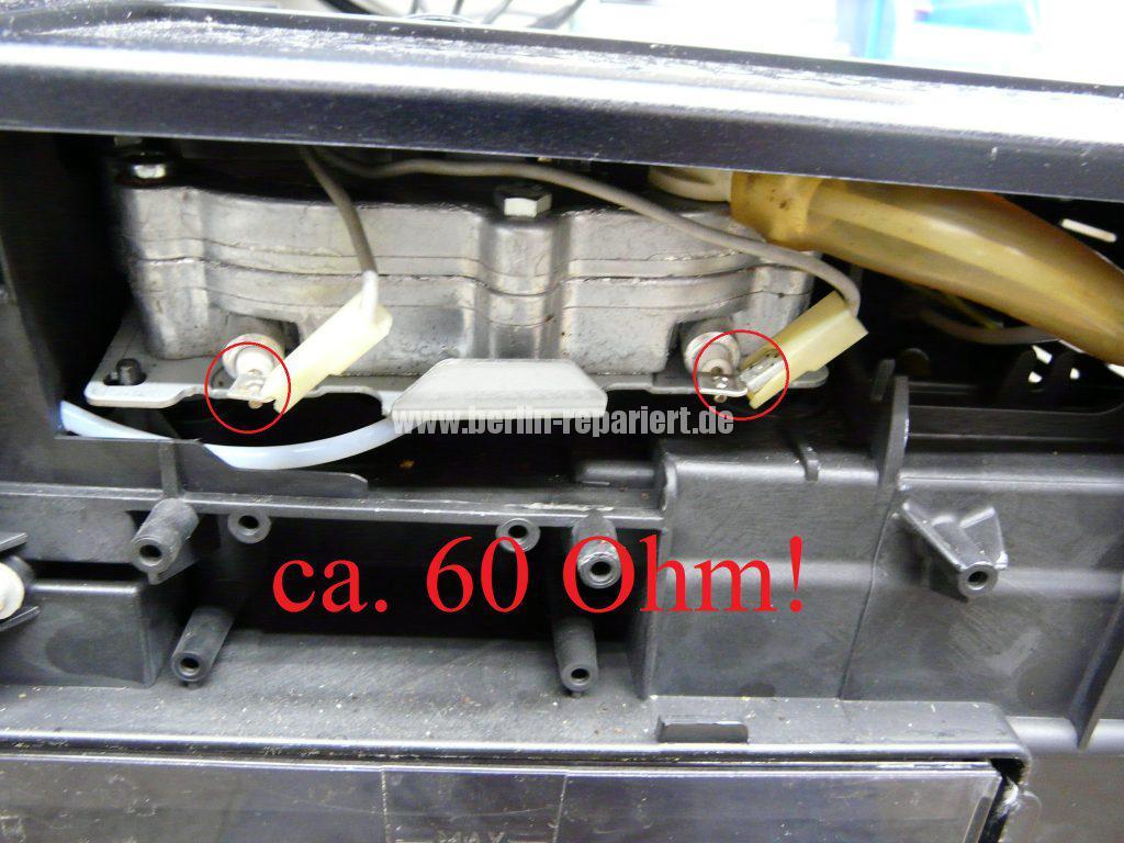 DeLonghi ESAM3200, LED blinken sonst nichts (4)