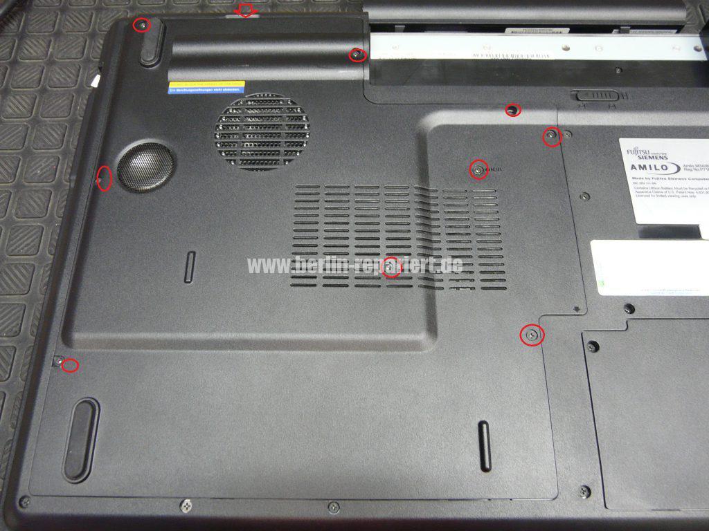 Fujitsu Siemens Amilo M3438G, kein Bild (3)