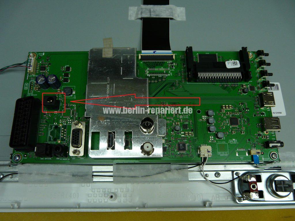 Grundig 22 GFW 5620, keine Funktion (3)