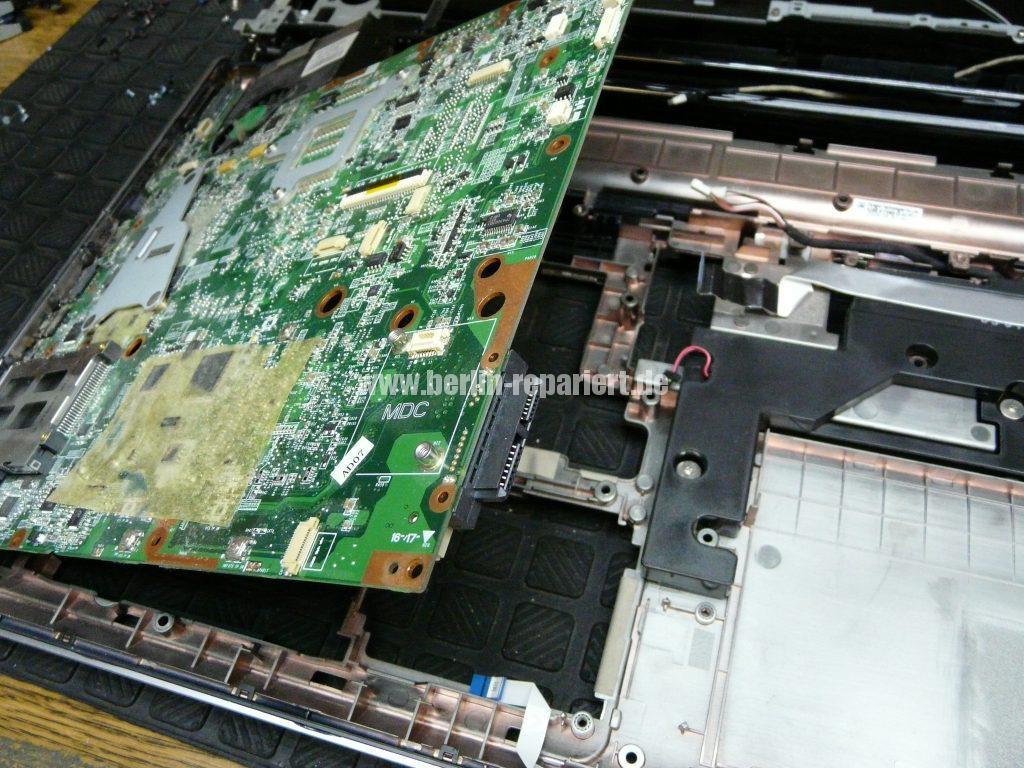 HP DV7, Lüfter Geräusche, Lüfter austauschen  (13)