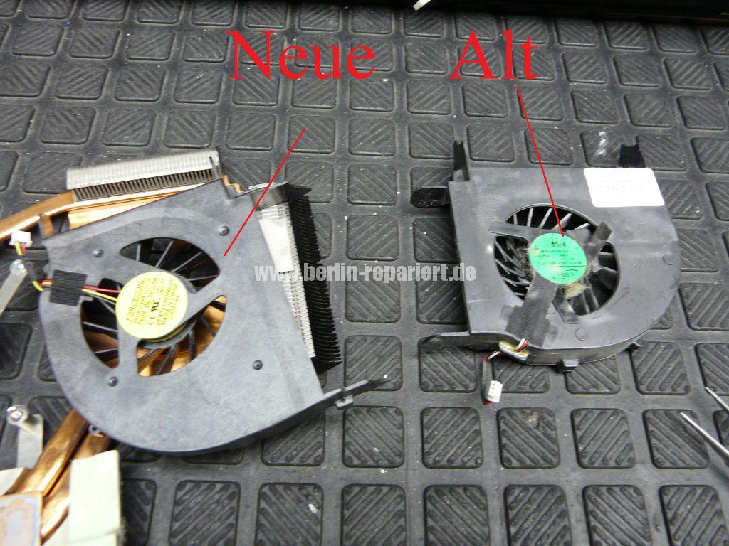 HP DV7, Lüfter Geräusche, Lüfter austauschen  (16)