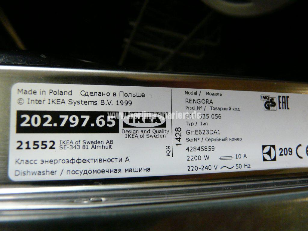 IKEA 202.797.65 GHE623DA1, zieht Wasser ohne Ende, Wasserschaden (8)