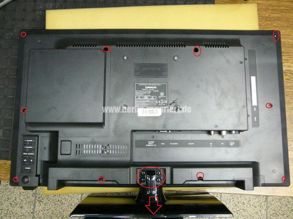 Lenco DVL-2460, keine Funktion (2)