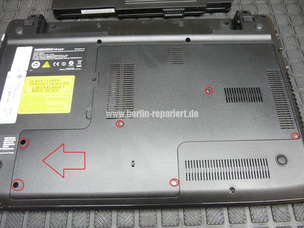 Medion Akoya MD98930,  0xc00000e9 Windows startet nicht (2)