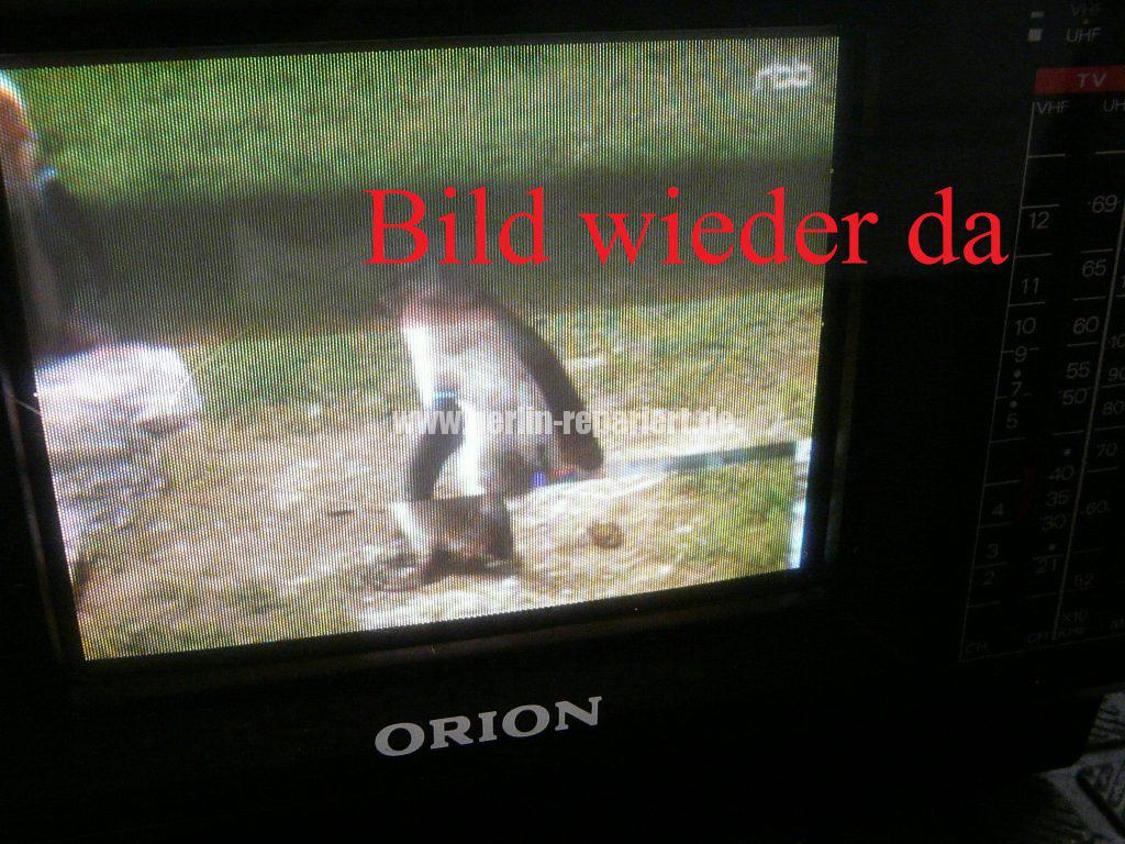 ORION CTV-5X, nur noch streifen kein Ton (6)