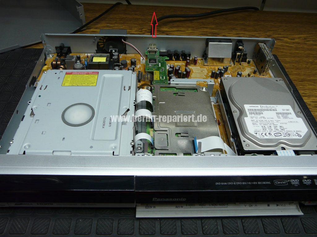 Panasonic DMR-EH575EG, Ton verzerrt über HDMI (2)