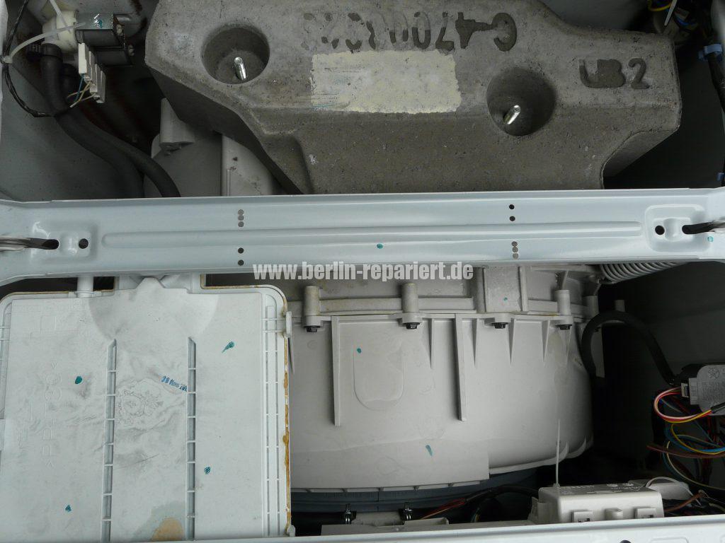 Panasonic NA-147, sehr laut beim Schleudern (3)