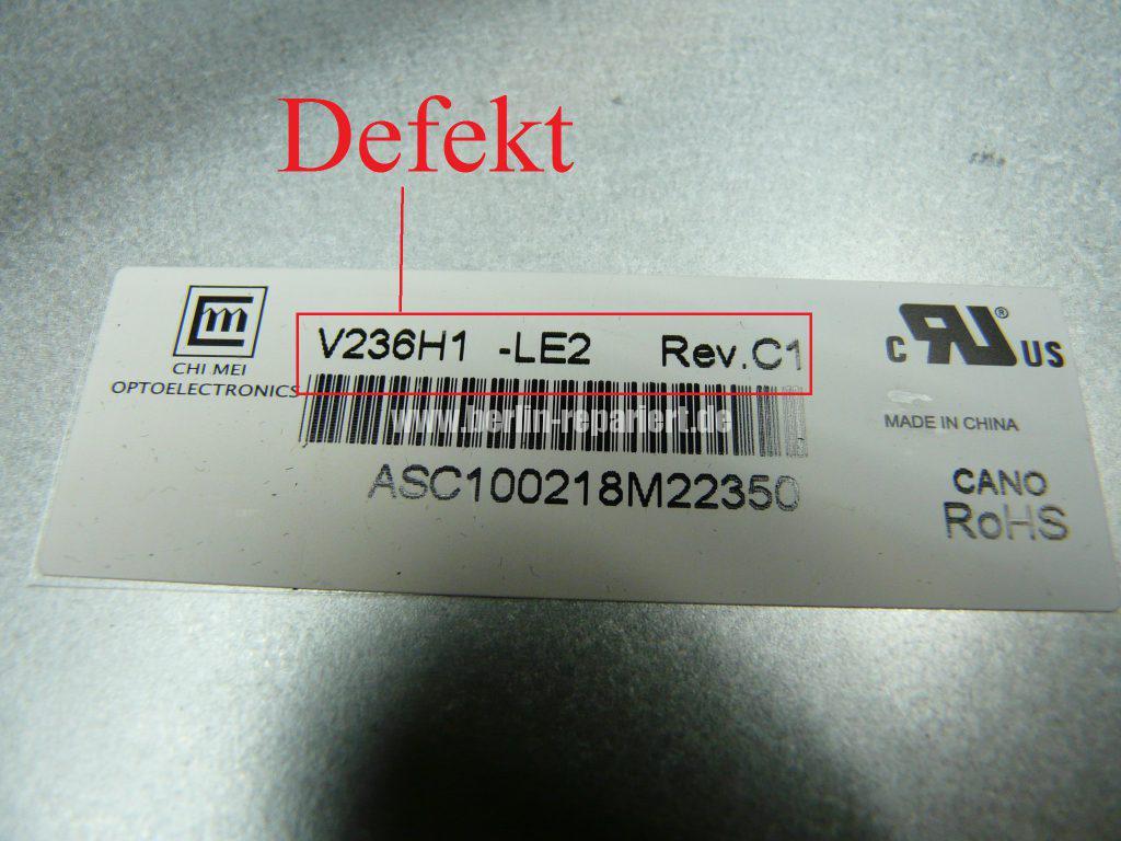 Reflexion LDD-2450, kein Bild (10)