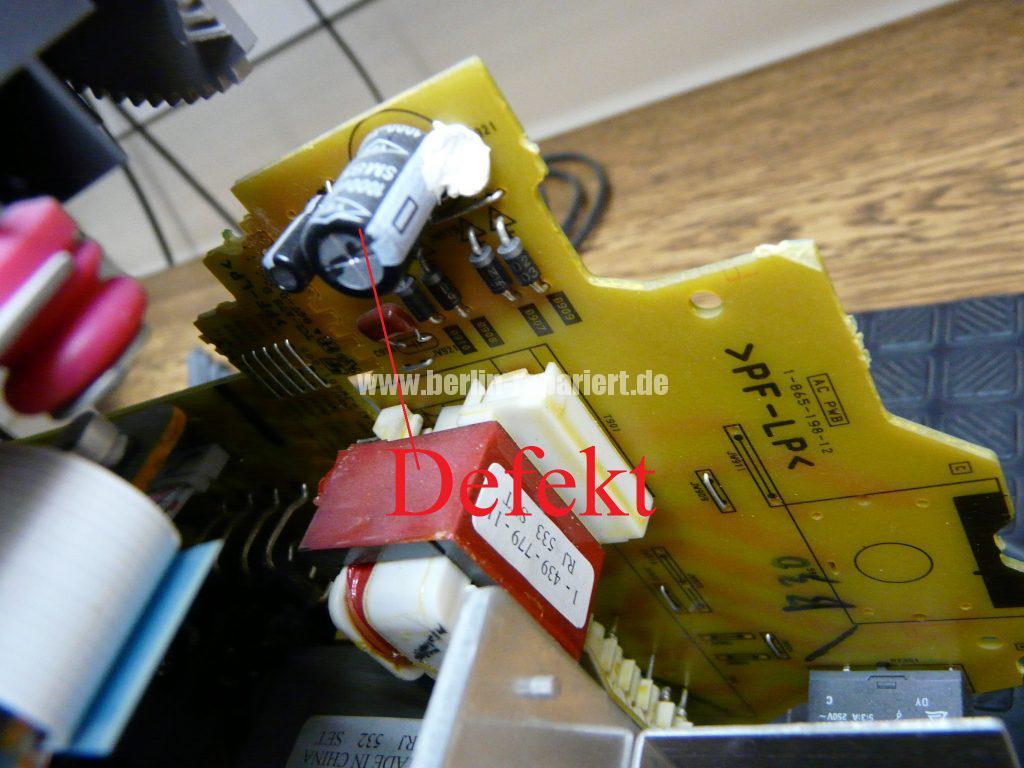 SONY HCD-NEZ5 CMT-NEZ5, geht nicht an (6)