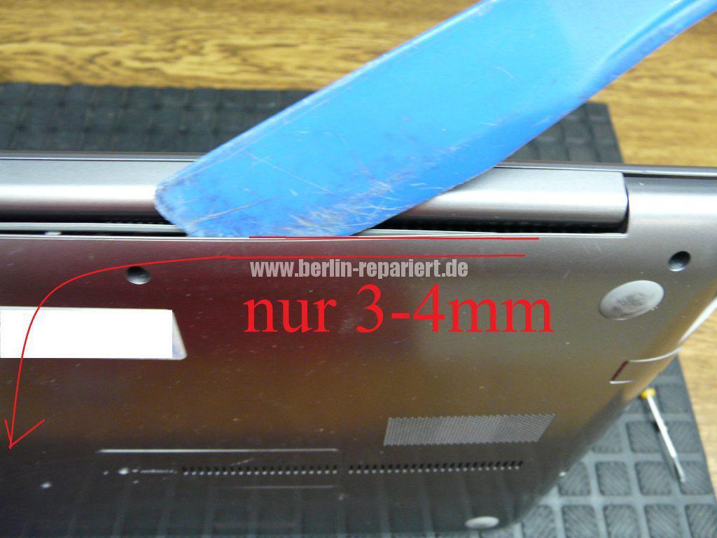Samsung NP700Z, Akku schwach (3)