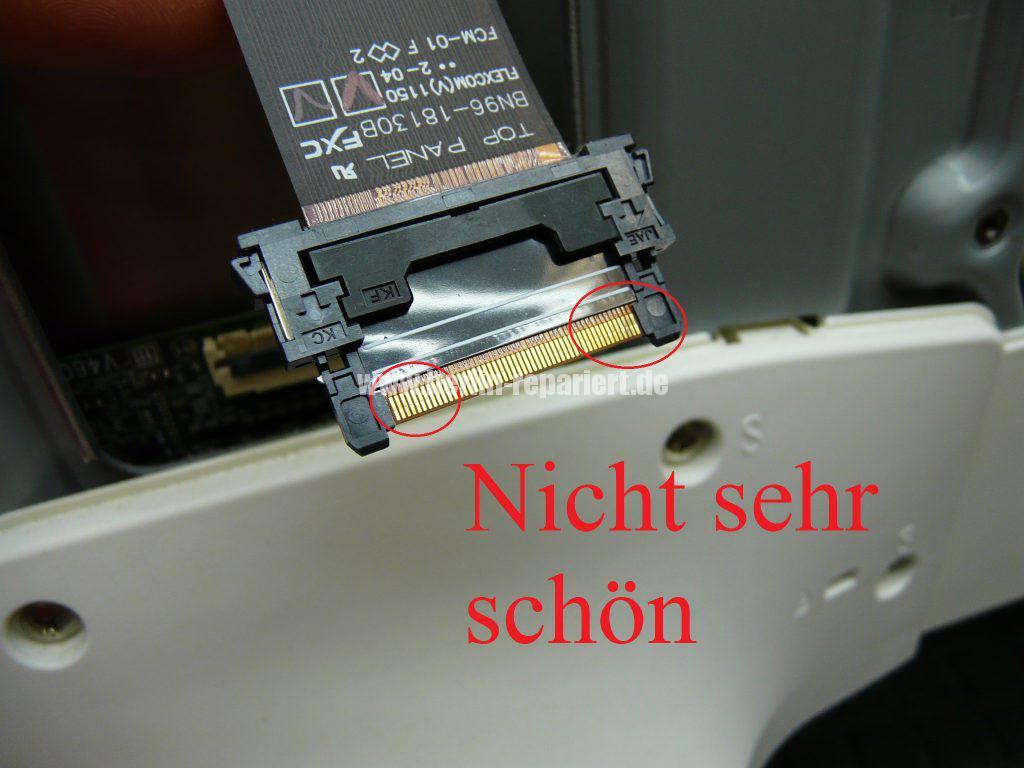 Samsung UE40D6510, kein Bild (7)