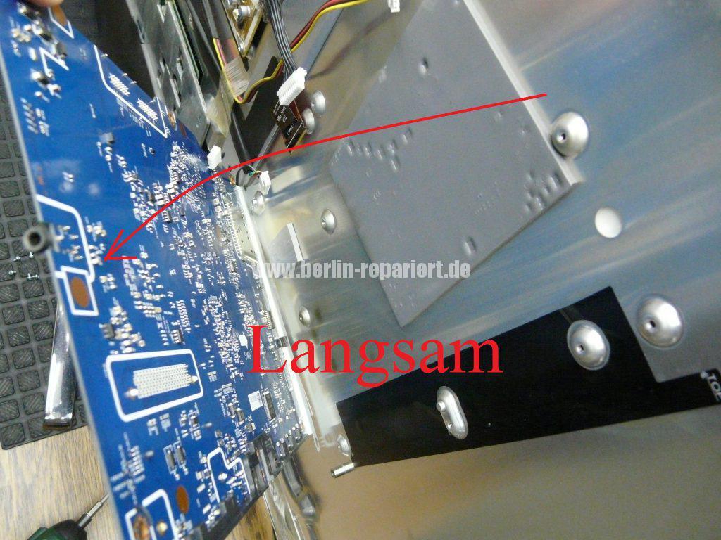 Samsung UE46C7700WS, Antennenbuchse defekt (6)