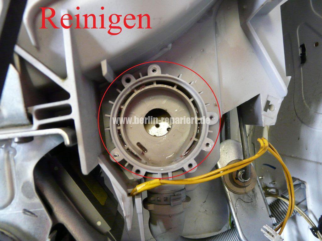 Siemens T10-35, WP10T352, Pumpt nicht ab (3)