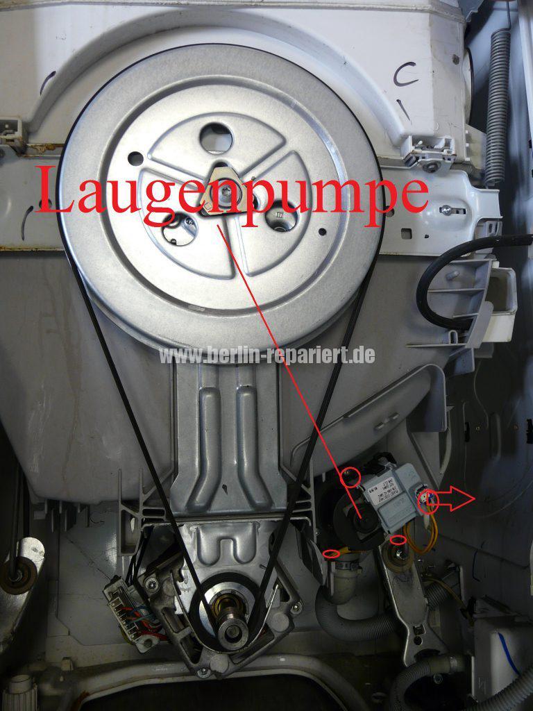 Siemens T10-35, WP10T352, Pumpt nicht ab (5)