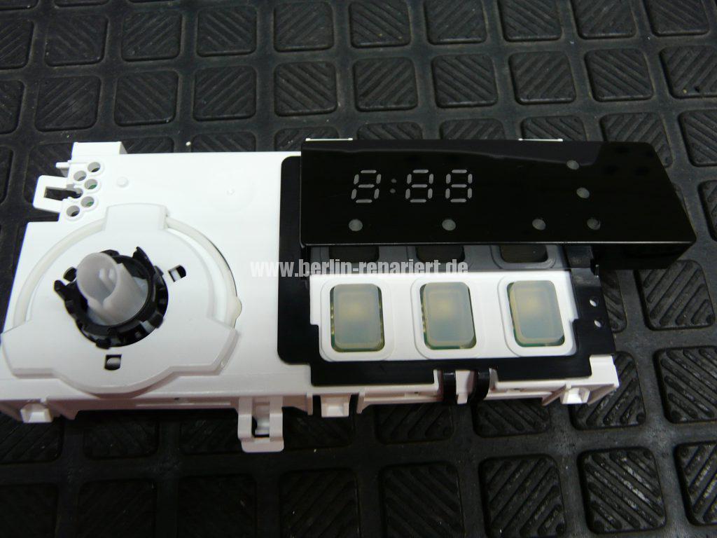 Siemens mit AKO720277-04, Programmwahl schalter setzt aus (3)