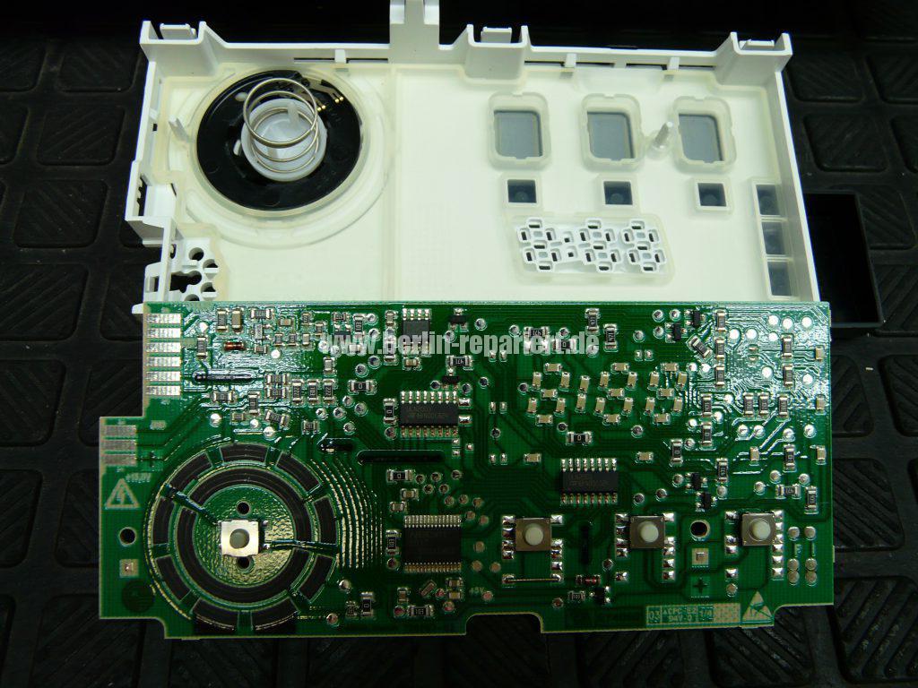 Siemens mit AKO720277-04, Programmwahl schalter setzt aus (4)