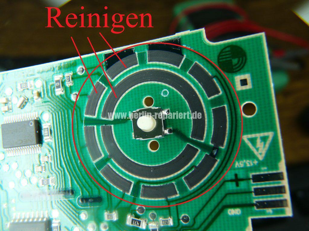 Siemens mit AKO720277-04, Programmwahl schalter setzt aus (5)