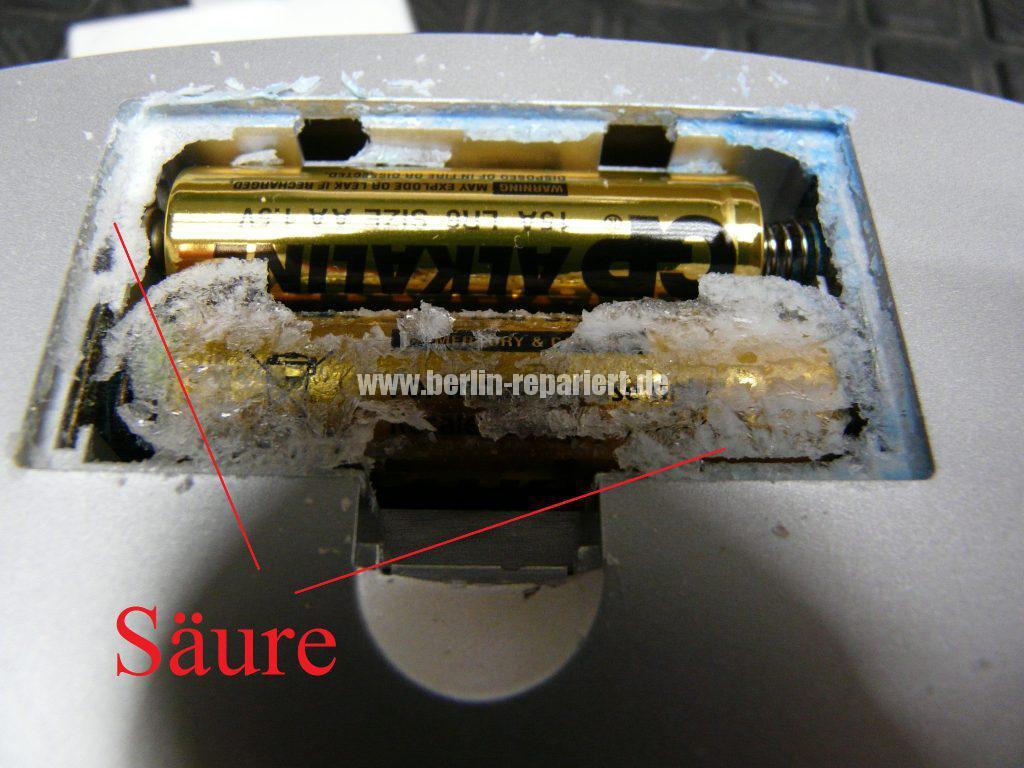 Soehnle Siena, keine Funktion (3)