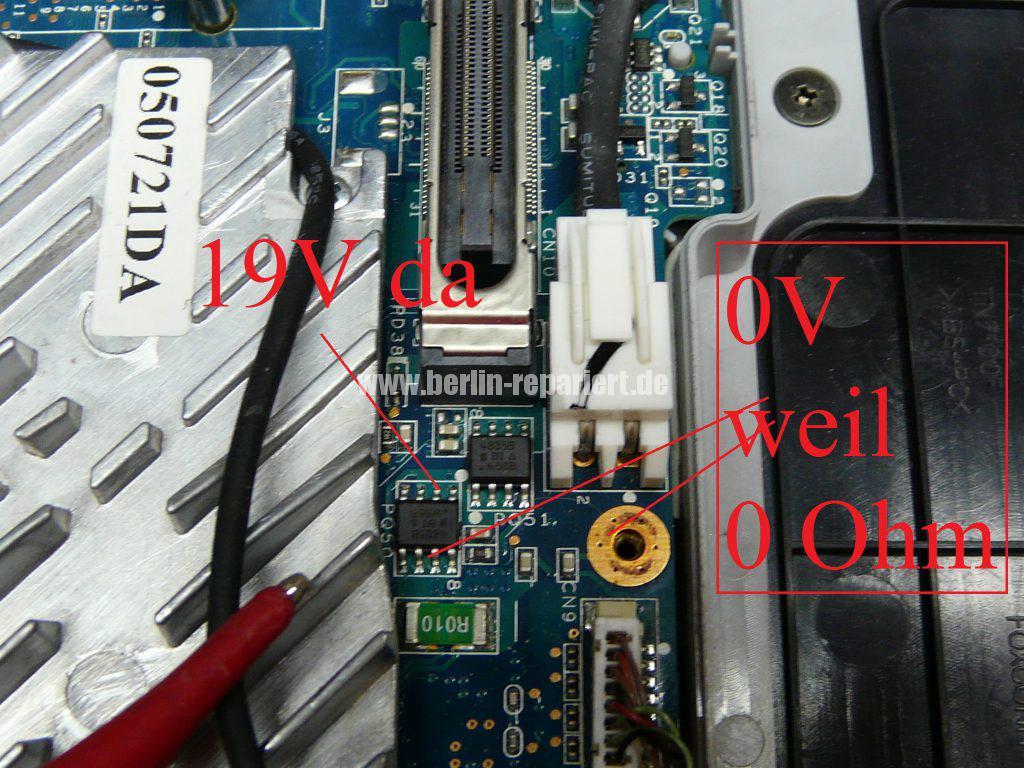 Sony Vaio VGN-FS285H, keine Funktion (5)