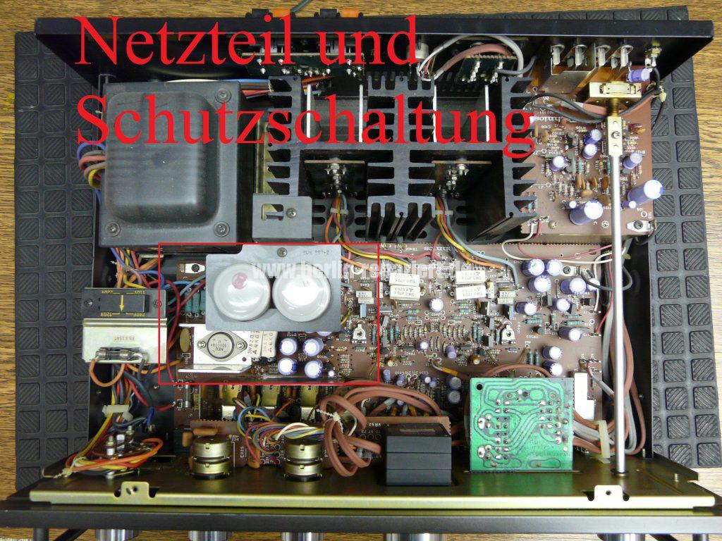 Technics SU-8600, kein Ton (2)