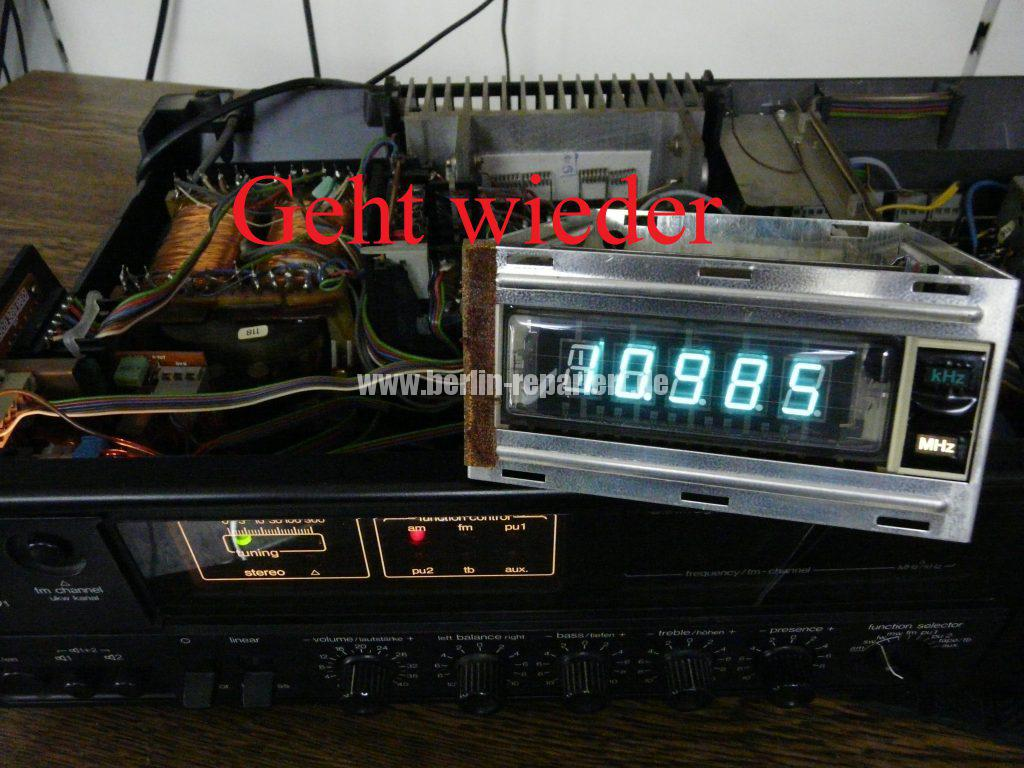 Telefunken HR 5000 Digital, Display keine Funktion (14)