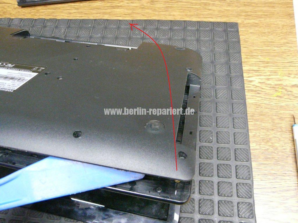 Toshiba Stellite S70-B-155, wird sehr Heiß (2)