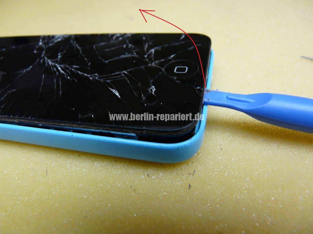 iPhone 5C, Display Defekt (3)