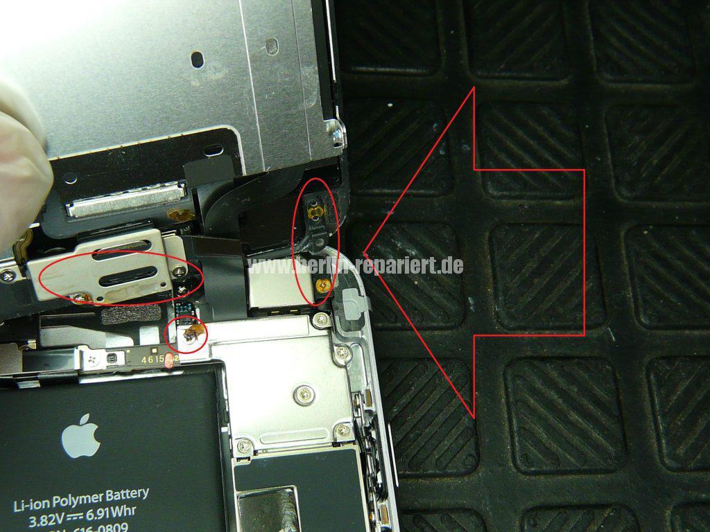 iphone 6 plus wasserschaden reparatur