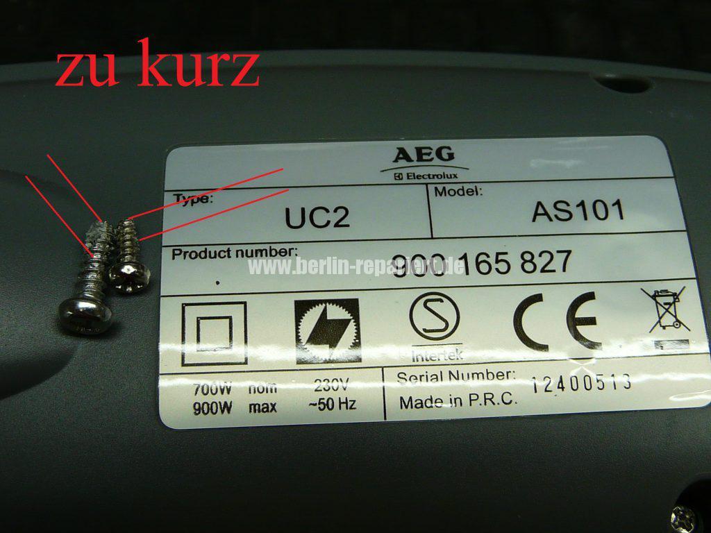 AEG Dynamica UC2, Pfeift (4)