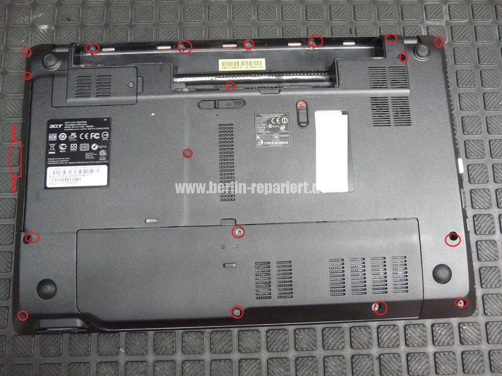 Acer TravelMate 5740, kein Bild über den VGA Anschluss (2)