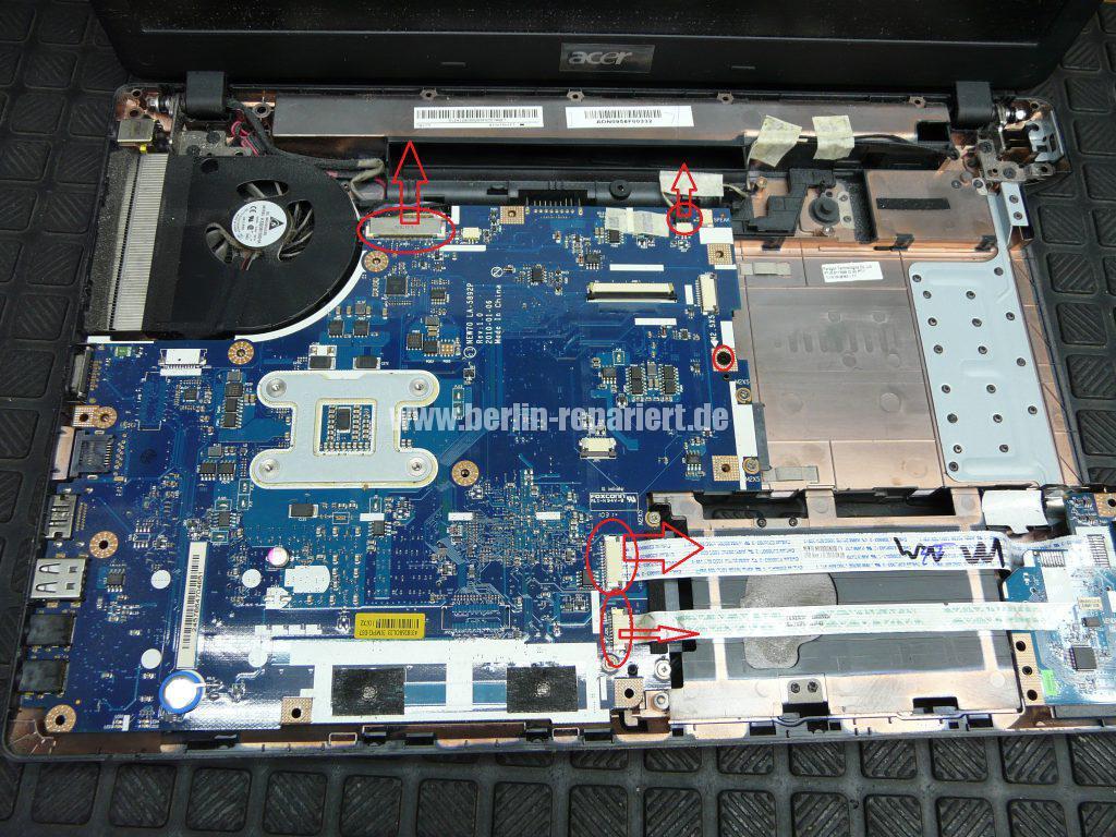 Acer TravelMate 5740, kein Bild über den VGA Anschluss (6)
