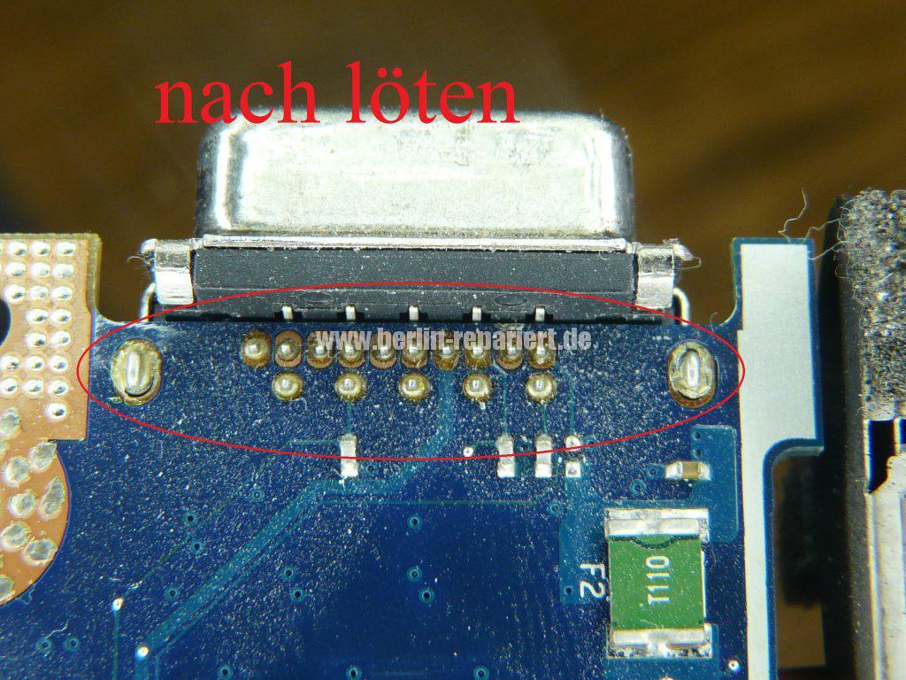 Acer TravelMate 5740, kein Bild über den VGA Anschluss (8)