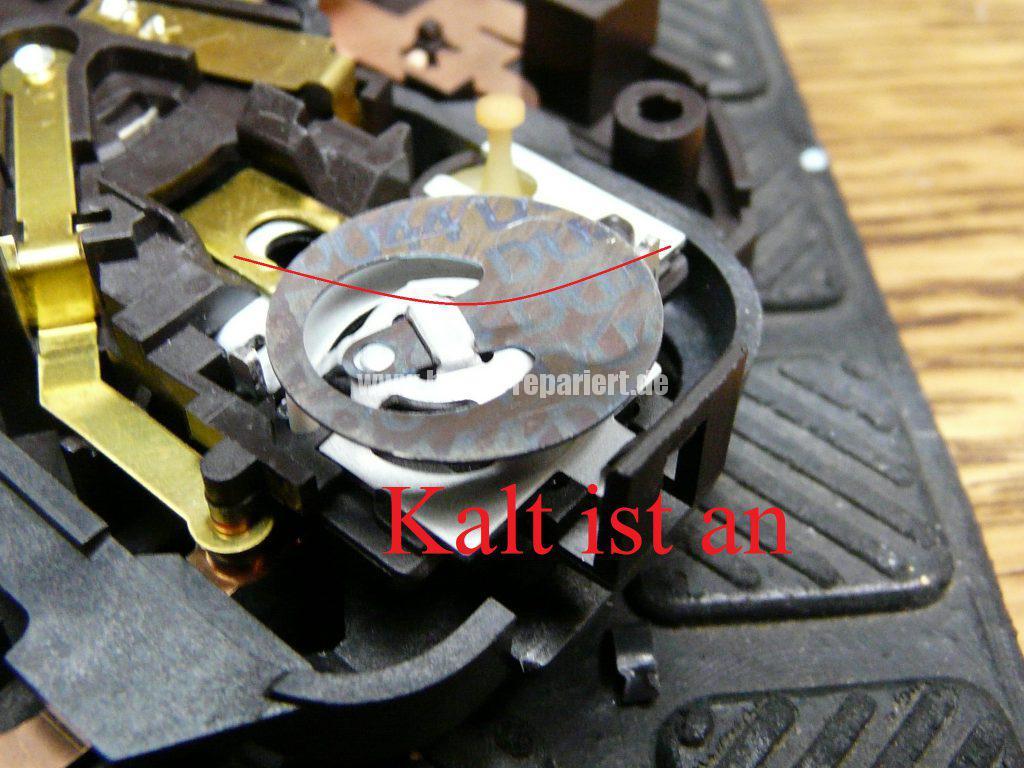Aufschäumer Cloer Typ 5928, keine Funktion (10)
