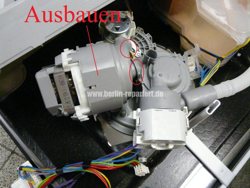 Bosch Qualität, SMD53M72EU, E09 Heizt nicht (1)