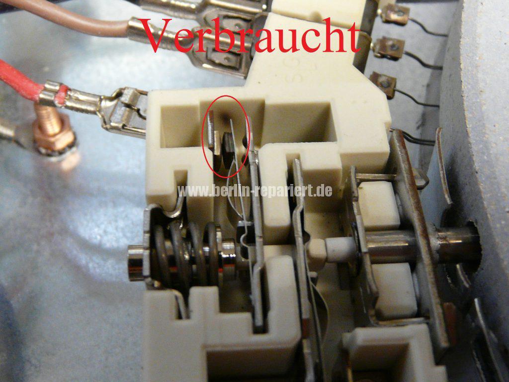 Cerankochfeld Reparieren (5)