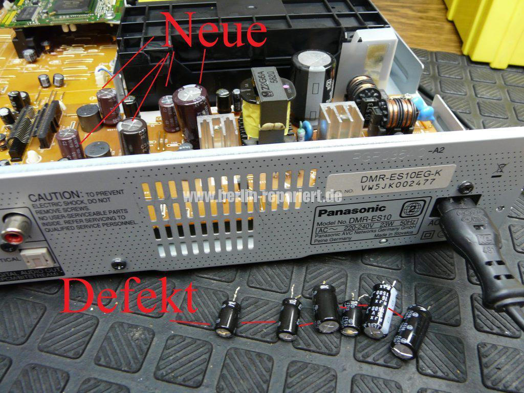 DMR-ES10EG, keine Funktion (5)