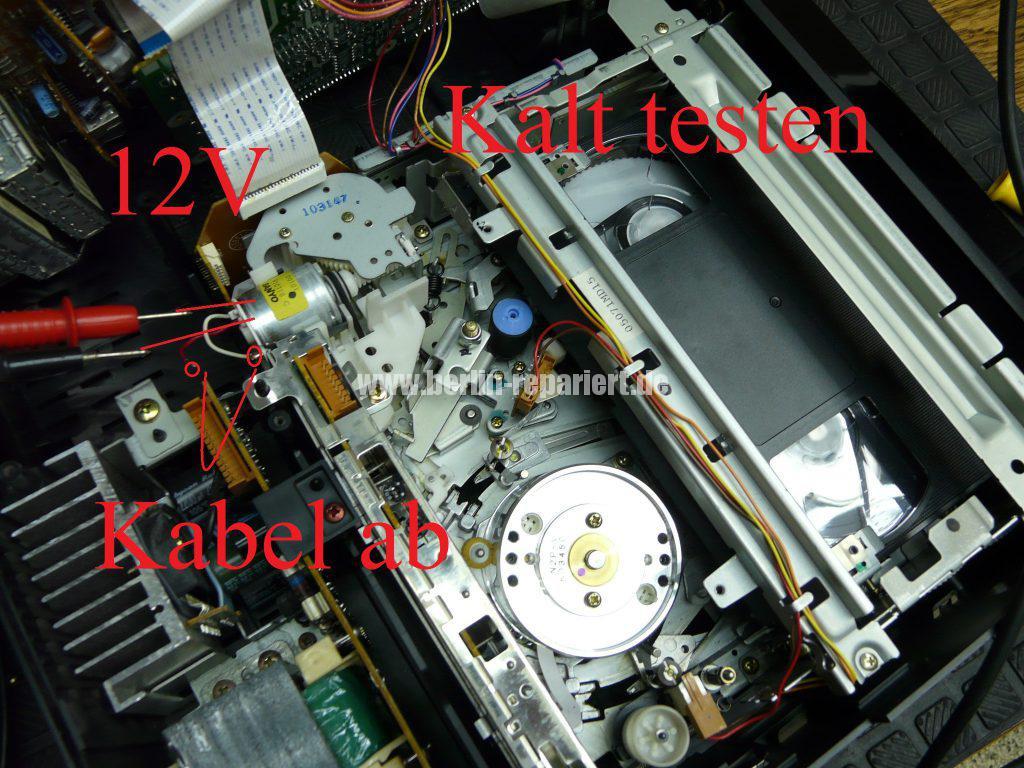 FM 701 Riemen tauschen (10)